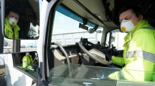 Pandemic spells dark times for Polish truckers