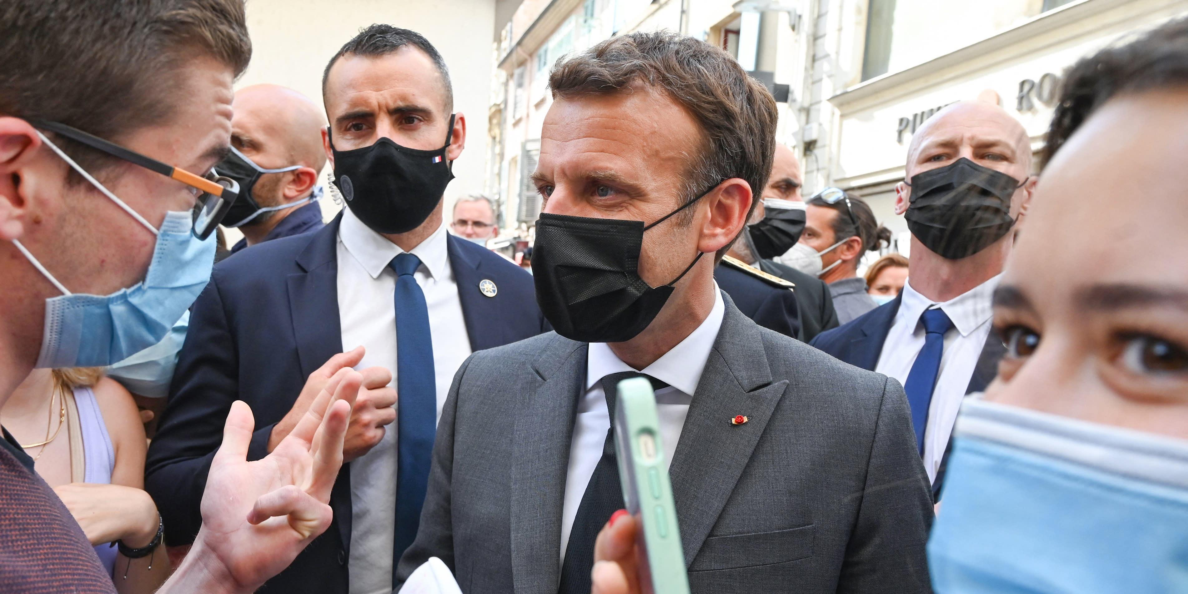"""Régionales : """"Le pari d'Emmanuel Macron s'est transformé en piège"""""""
