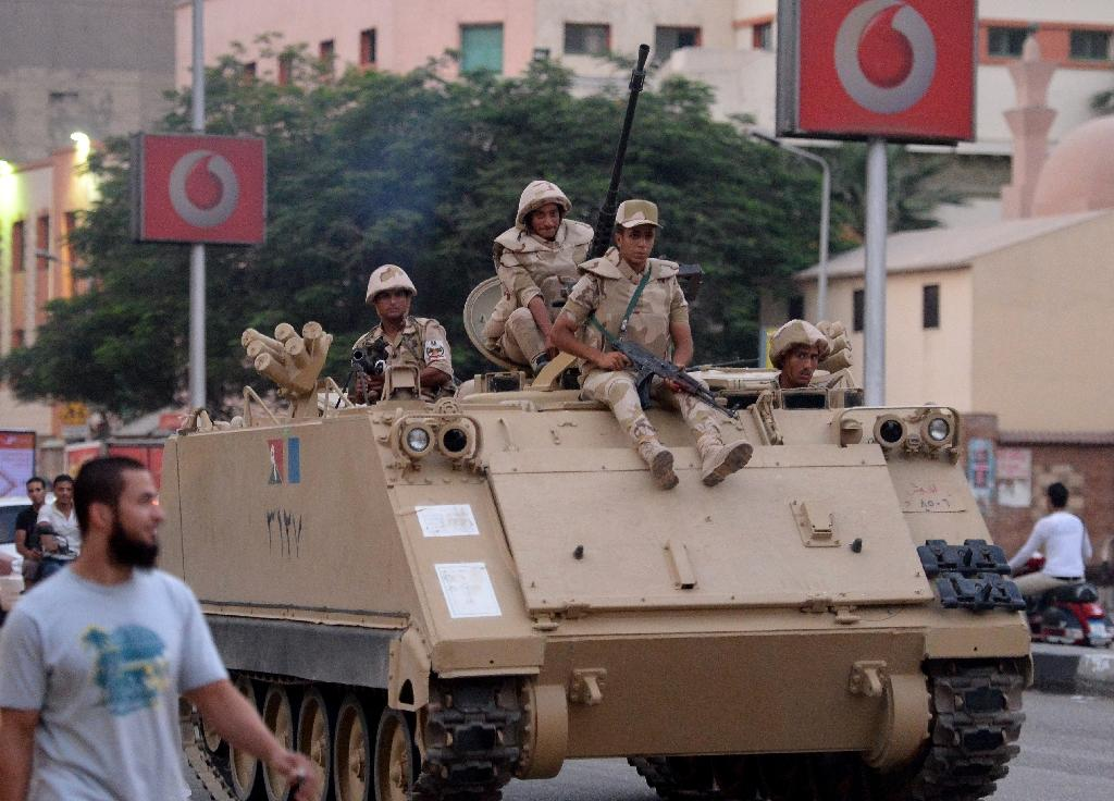 On July 3, 2013, the army overthrew president Mohamed Morsi after massive protests against his divisive rule