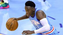 What would Dubs have to give up to acquire Victor Oladipo?