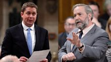 Remember that time Mulcair questioned Scheer's neutrality as house speaker