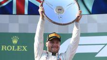 Bottas claims Australian F1 GP upset win