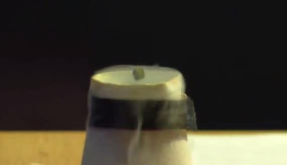 How'd He Do That? Physicist Demos Quantum Levitation