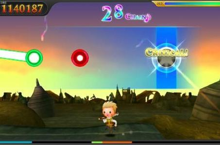 Theatrhythm Final Fantasy Curtain Call trademarked by Square Enix