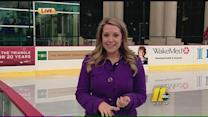 Winterfest ice rink open for business