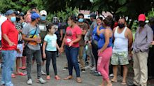 Otro centenar de nicaragüenses sale de Panamá rumbo a su país