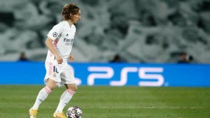 Foot - ESP - Real - Luka Modric s'apprête à prolonger son contrat au Real Madrid