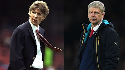 Liverpool on top, DVDs just invented and no Harry Potter – The world when Wenger joined Arsenal