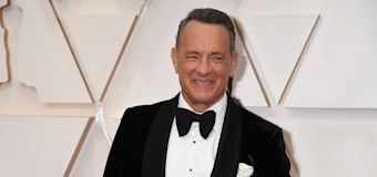 Why Tom Hanks voiced Cleveland Guardians video