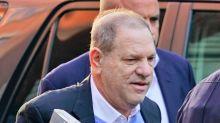 Harvey Weinstein in Police Custody