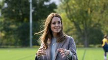 Kate Middleton sigue apostando por la moda española: su último look 'made in Spain'