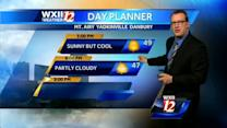 Afternoon update: Brian looks at winter weather chances