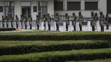 Proteste inBelarus:Lukaschenko warnt vor Revolution