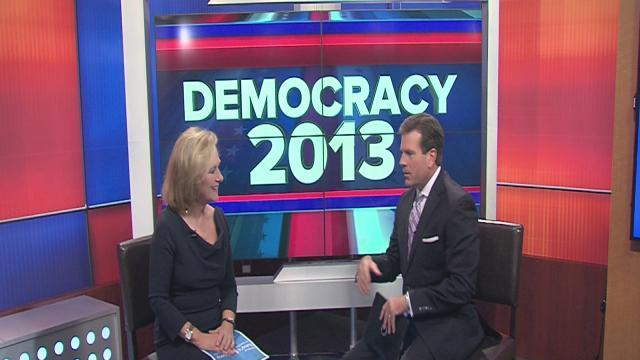 Kathy Taylor on why she should be mayor