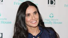 Demi Moore Says She Lost Herself in Her Three Marriages