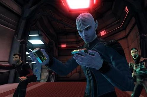 STO's Season One: Update Two soft lands today