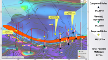 Northern Superior Announces Progress Update and Expansion of Phase II Drill Program at Lac Surprise to a Minimum of 13,000 Meters