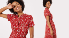 Loft shoppers can't stop buying this summer dress — and it's 50 percent off today