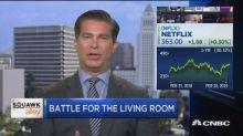 How streaming companies are battling for your living room