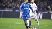 Foot - C1 - Juve - Composition de la Juventus Turin contre l'OL:Bernardeschi titulaire, pas Dybala