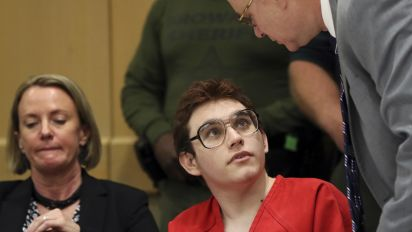 Parkland suspect to receive hefty inheritance