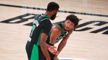 Report: Marcus Smart, Jaylen Brown at center of Celtics' 'heated' locker room incident