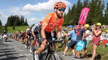 El ciclista aleman Genschke da positivo de covid y no competirá el sábado
