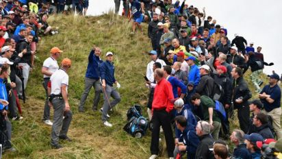 Spieth wins Open after brilliant back nine