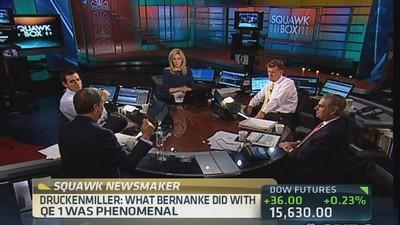 Why the Fed 'blew it': Druckenmiller