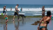 Records broken as heat wave bakes Southern California