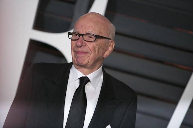 Rupert Murdoch out, son James in as Fox CEO