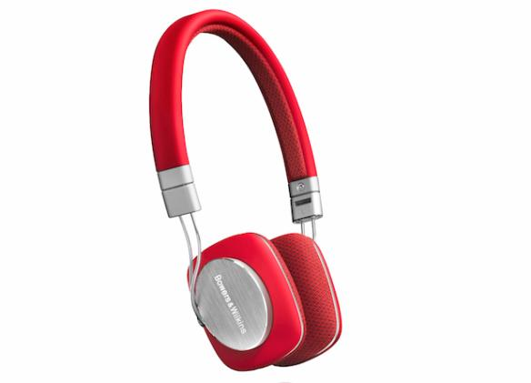 Bowers & Wilkins P3 headphones arrive in red this October for $200