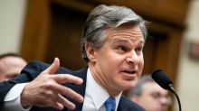 FBI chief says China has preferences in US election