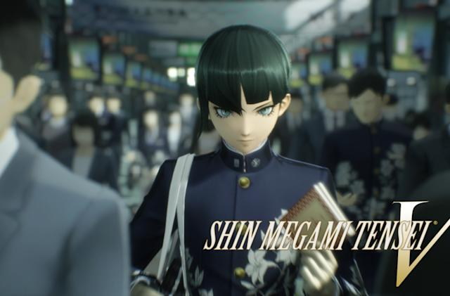 'Shin Megami Tensei V' arrives on Switch in 2021