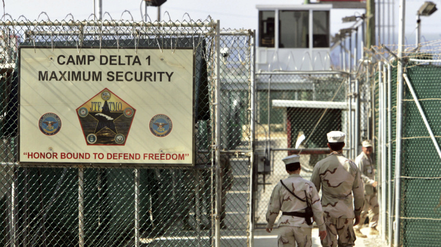 Trump says costs to run Guantánamo are 'crazy'