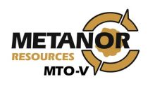 Metanor Reports its Financial Results for the Quarter and Year Ended June 30, 2017