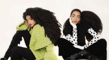 Com fotos incríveis, irmãs gêmeas promovem toda a beleza do cabelo afro