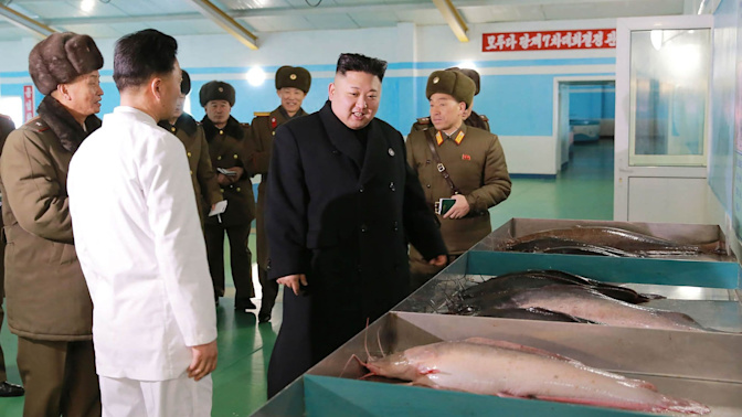 North Korea 'executed five security officials with anti-aircraft guns' over false reports