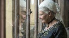 Dame Judi Dench's failing eyesight stops her from enjoying films