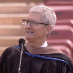 Tim Cook on tech industry: 'If you've built a chaos factory, you can't dodge responsibility for the chaos'