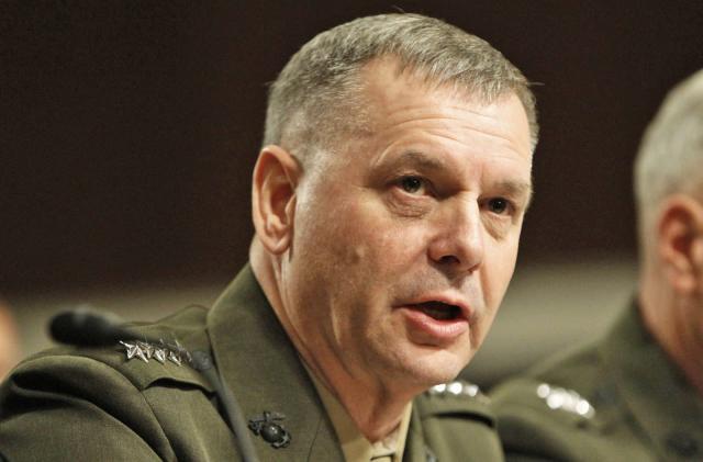 Obama pardons Stuxnet leak source James Cartwright