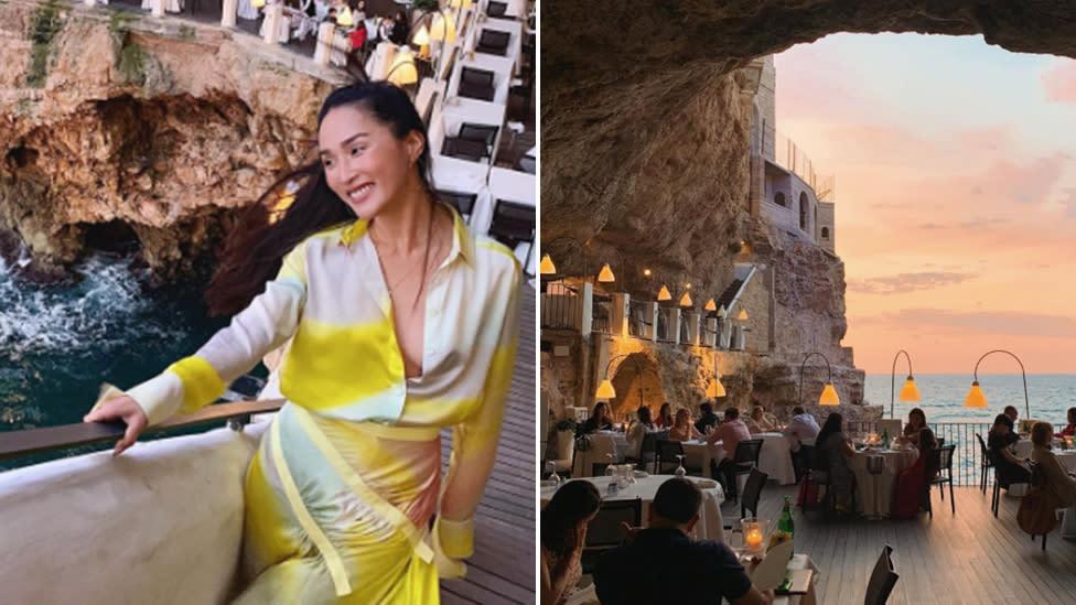 Aussie fashion blogger blasted after slamming picturesque restaurant on Instagram