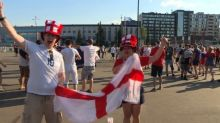 """""""El fútbol está volviendo a casa"""", celebran ingleses"""