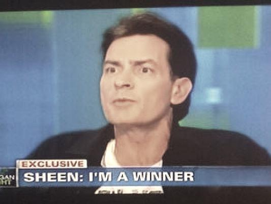 Sirius XM to debut Tiger Blood Radio: all Charlie Sheen, all day long