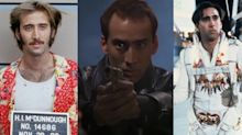 Role Recall: Nicolas Cage on his greatest films – from 'Raising Arizona' to 'Face/Off' to trippy new 'Mandy'
