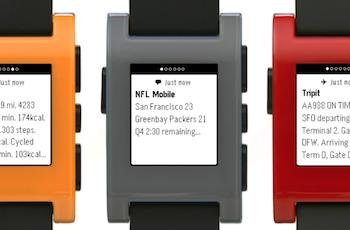 Pebble update for iOS 7 brings Notification Center support