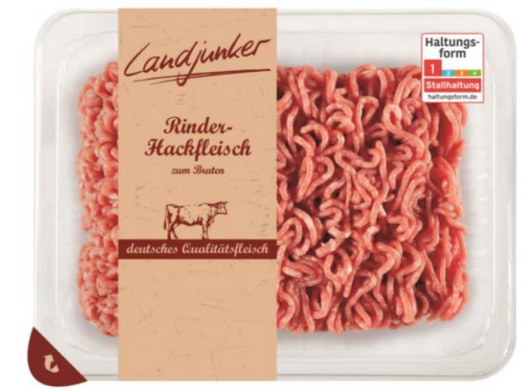 Rückruf bei Lidl: Hackfleisch-Warnung für fünf Bundesländer