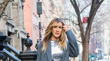 How Sarah Jessica Parker Wears Sequins During The Day