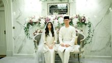 Princess of Johor marries Dutchman in highly anticipated ceremony
