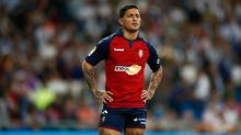 Foot - ESP - Osasuna - Osasuna: Chimy Avila opéré mercredi après sa grave blessure à un genou